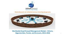 Worldwide Cloud Firewall Management Market Forecasts 2016-2022