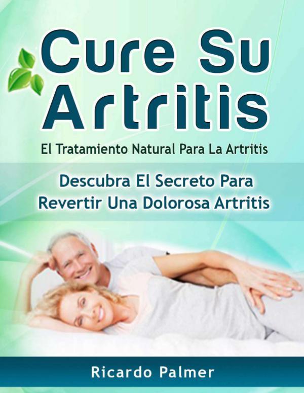 ⒺⓈ » Yo Cure Mi Artritis PDF-Libro, Margie Garrison