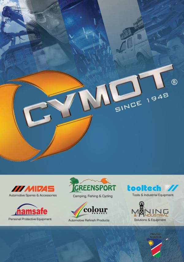 CYMOT Trade and Industry Publications CYMOT Namibia Trade and Industry Booklet