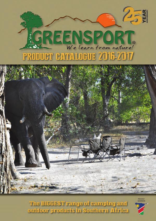 CYMOT Greensport Product Catalogue 2016-2017 CYMOT Greensport Product Catalogue 2016-2017