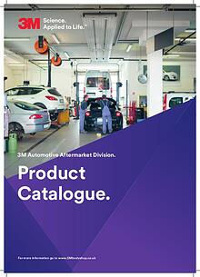 CYMOT 3M AUTOMOTIVE REFINISH AFTERMARKET CATALOGUE