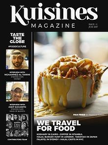 Kuisines Magazine
