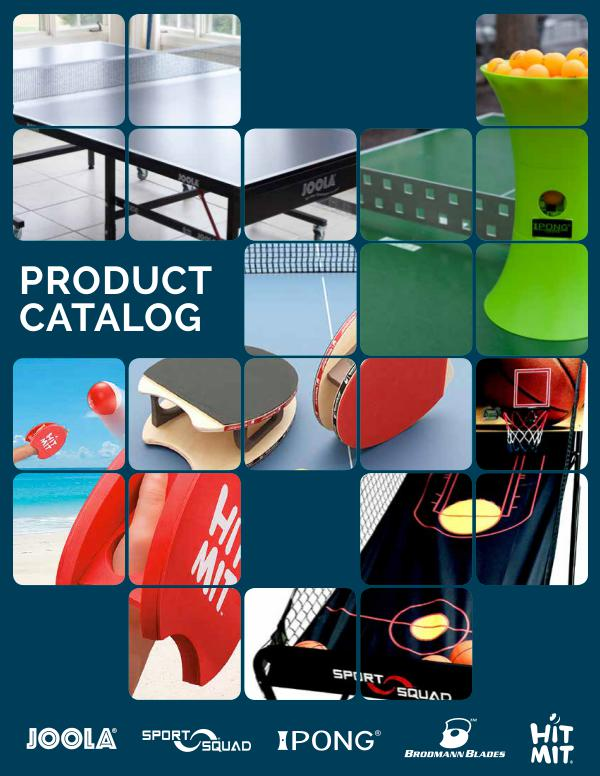 2017 Sport Squad Product Catalog 2017 Sport Squad Product Catalog