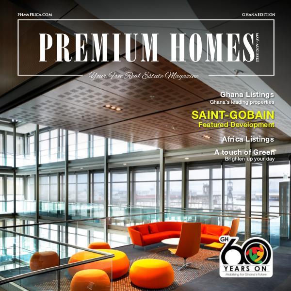 Premium Homes Magazine May-August 2017