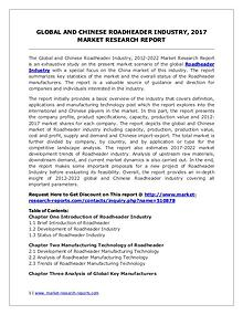 Roadheader Market Trends and 2022 Forecasts for Manufacturers