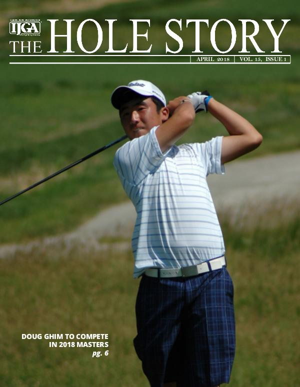 The Hole Story Vol. 15, Issue 1