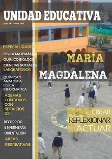 """""""UNIDAD EDUCATIVA MARÍA MAGDALENA"""""""