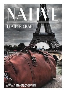 NATIVE LEATHER CRAFT
