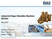 Industrial Paper Shredder Machine Market Value Chain 2017-2027