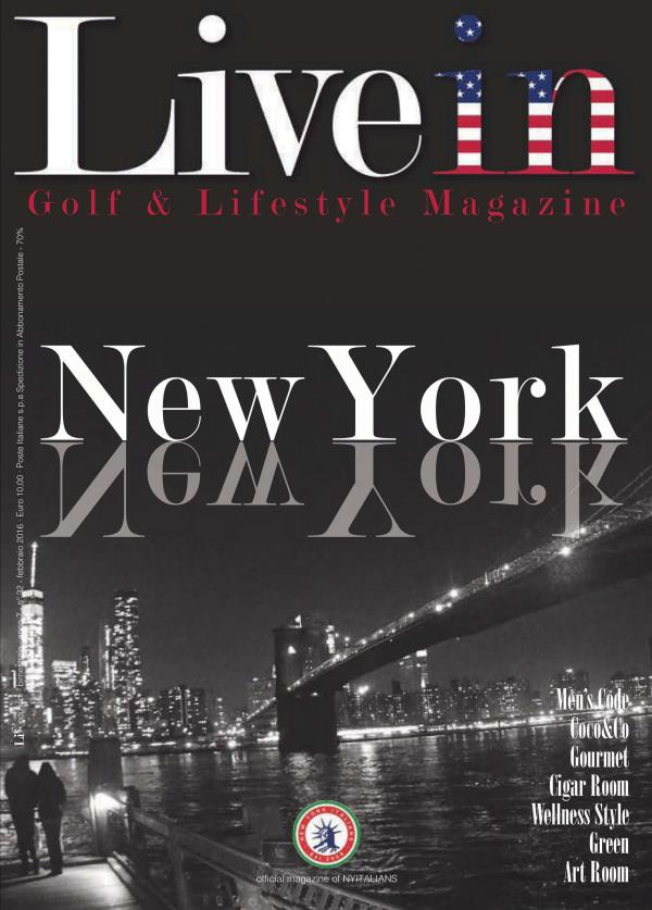 Livein Style Magazine Issue # 32 - 01 2016