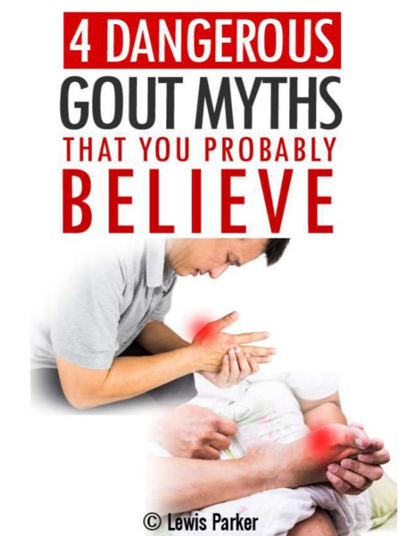 ⓃⒶⓉⓊⓇⒺ » The Gout Code PDF-eBook, Lewis Parker