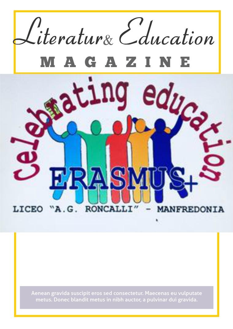 Celebrating education Celebrating Education is a creative arts based pro