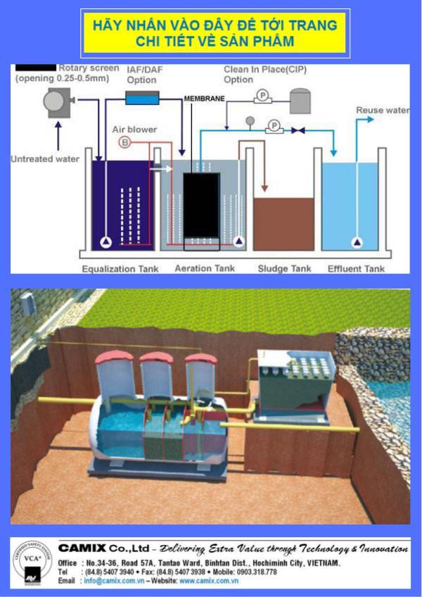 ❼❽❾ Bồn composite xử lý nước thải chất lượng cao 1