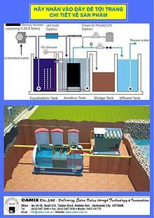 ❼❽❾ Bồn composite xử lý nước thải chất lượng cao
