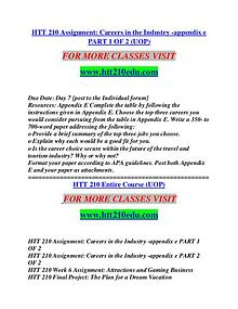 HTT 210 EDU Invent Yourself/htt210edu.com