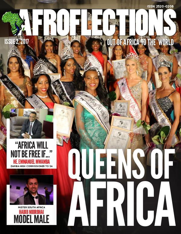 AFROFLECTIONS volume 2