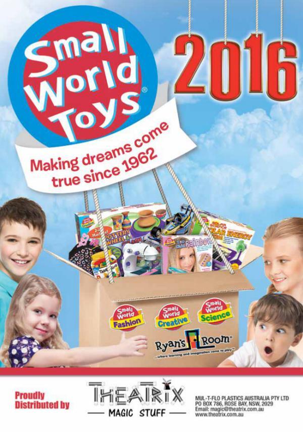 Small World Toys - Australia