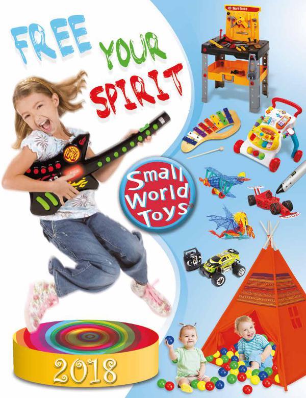 Small World Toys Catalogue 2018