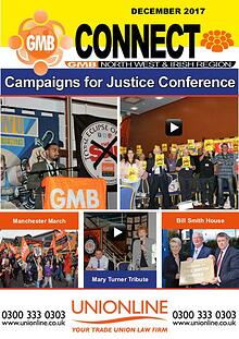 GMB Connect Magazine December 2017