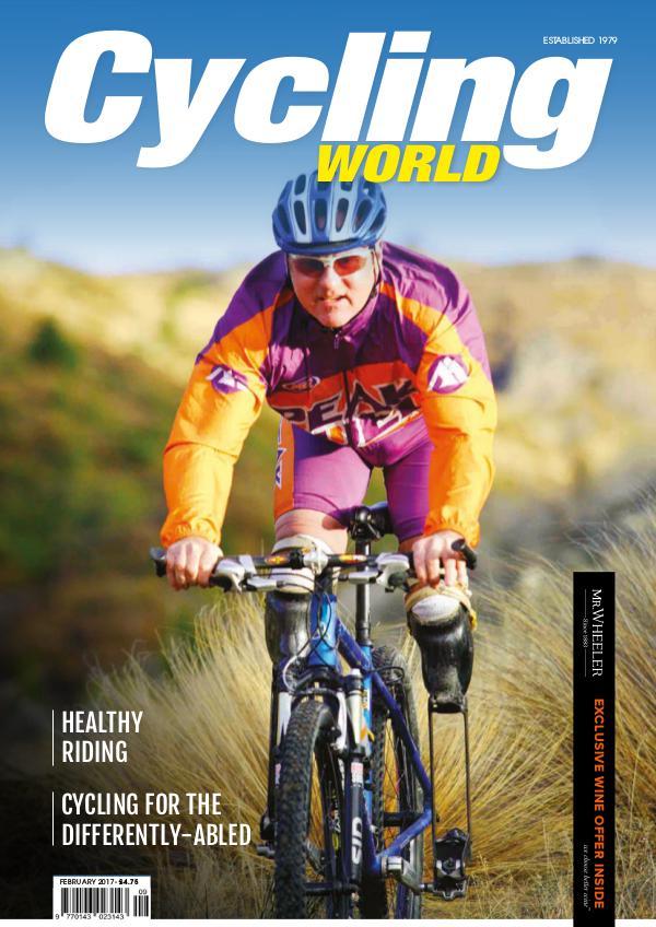 Cycling World Magazine February 2017
