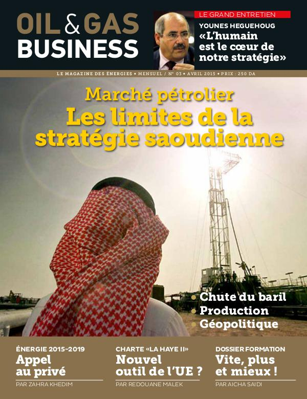 Oil&Gas Buisiness issue volume 3