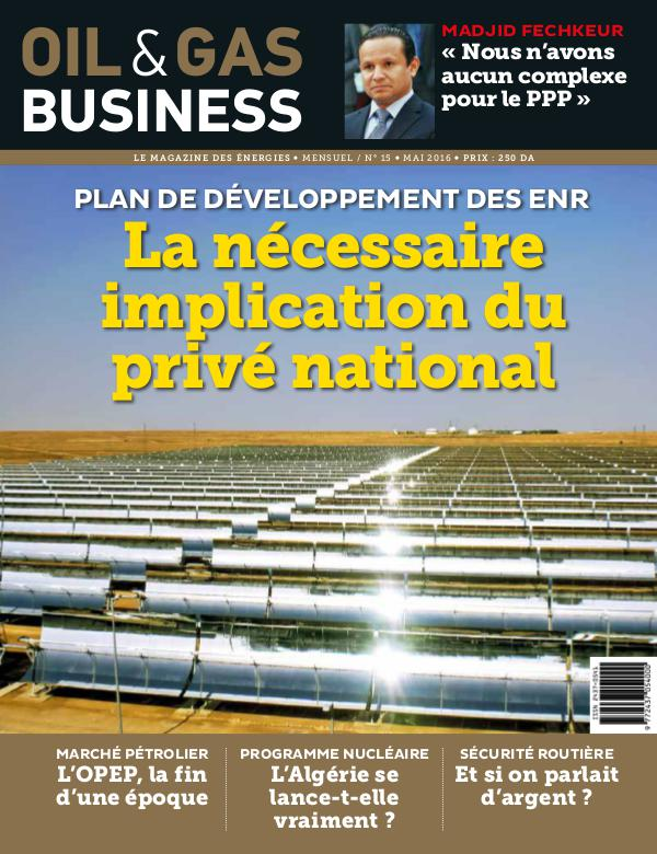 Oil&Gas Buisiness Issue Volume 15