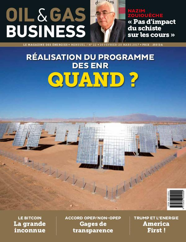 Oil&Gas Buisiness issue volume 22