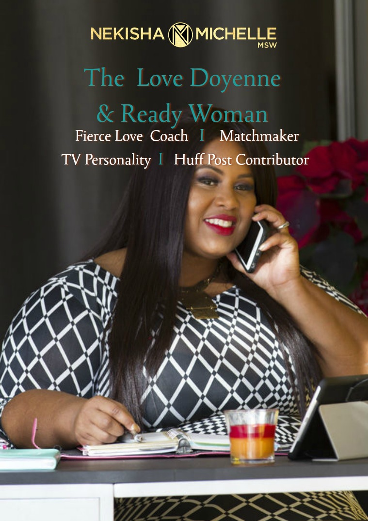 THE READY WOMAN VOLUME 1 ISSUE 1