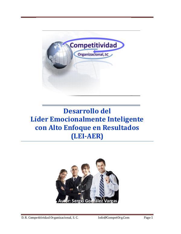 LIDER LEI-AER Lidera Emocionalmnte Inteligente