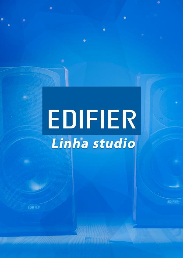 Apresentação Edifier / Linha Studio Edifier