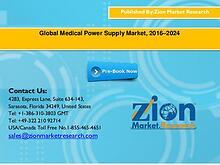 Medical Power Supply Market