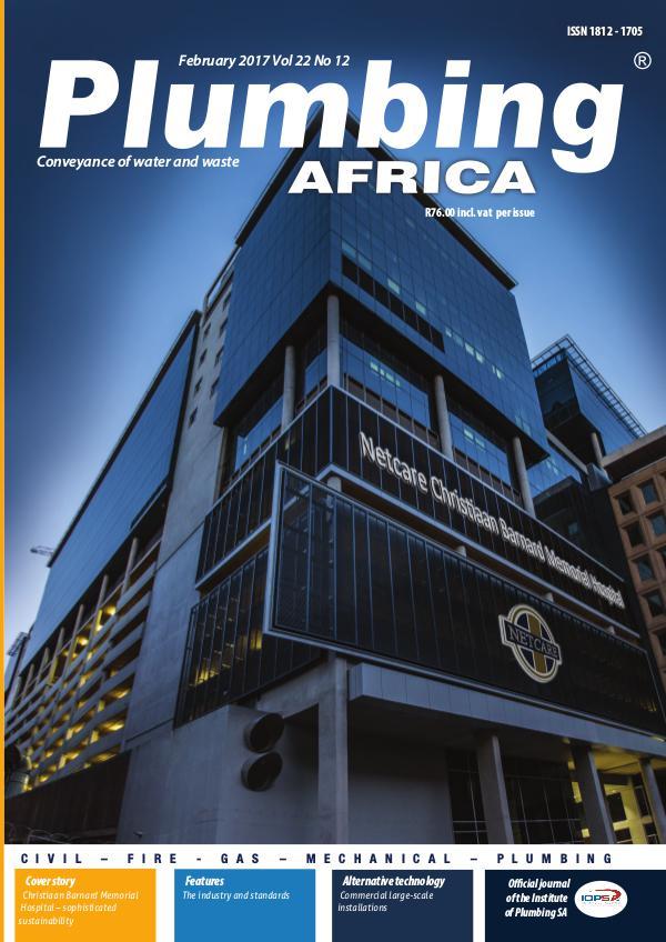 Plumbing Africa February 2017