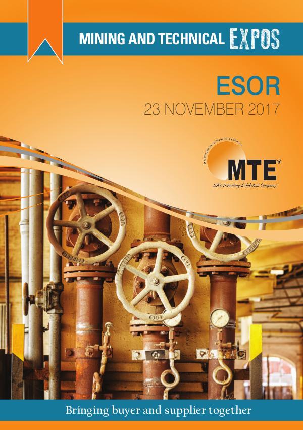 MTE Catalogues Esor 2017