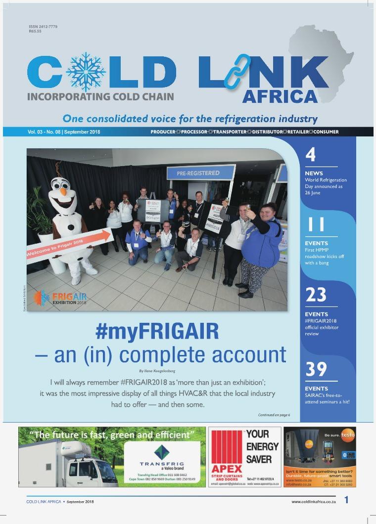 Cold Link Africa Cold Link Africa_Sept_digital
