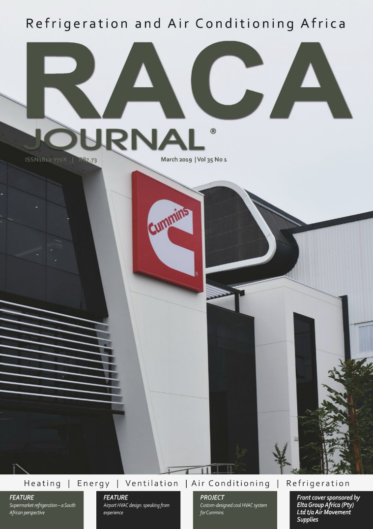 RACA Journal March 2019