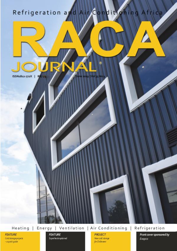 RACA Journal June 2019