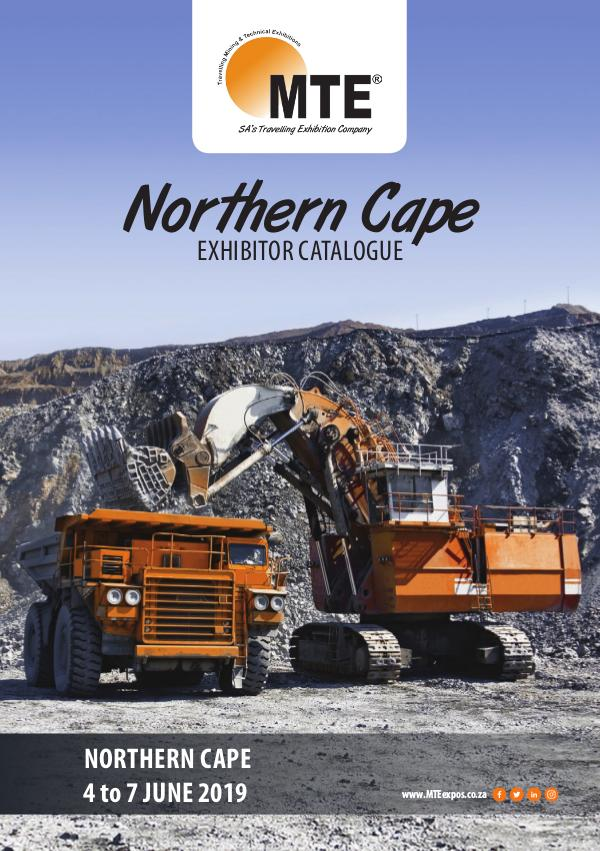 MTE Catalogues MTE Northern Cape 2019