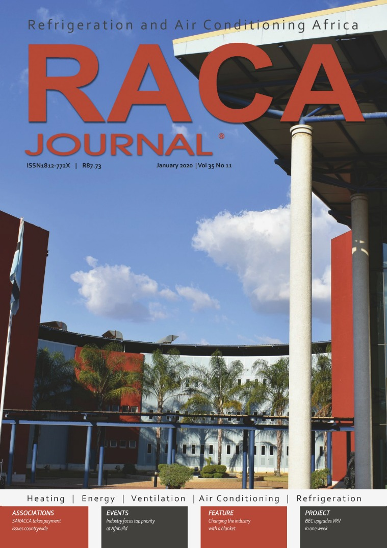 RACA Journal January 2020