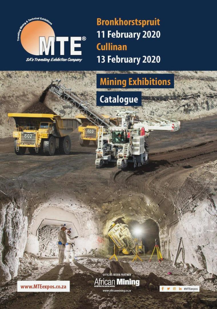 MTE Catalogues Bronkhorstspruit & Cullinan 2020
