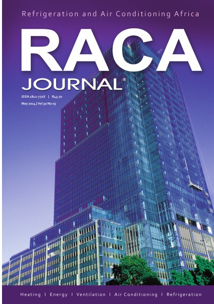 RACA Journal May 2014 Vol 30 No 03