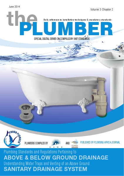 The Plumber ABOVE & BELOW GROUND DRAINAGE  Vol 3.2