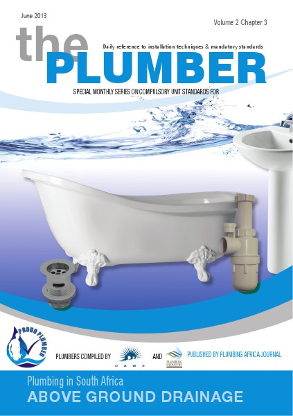 The Plumber ABOVE GROUND DRAINAGE Vol 2.3