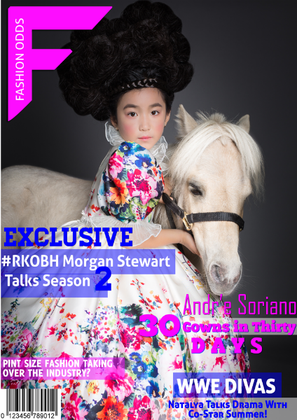 Fashion Odds (Jul/Sep 14', Issue 5.)