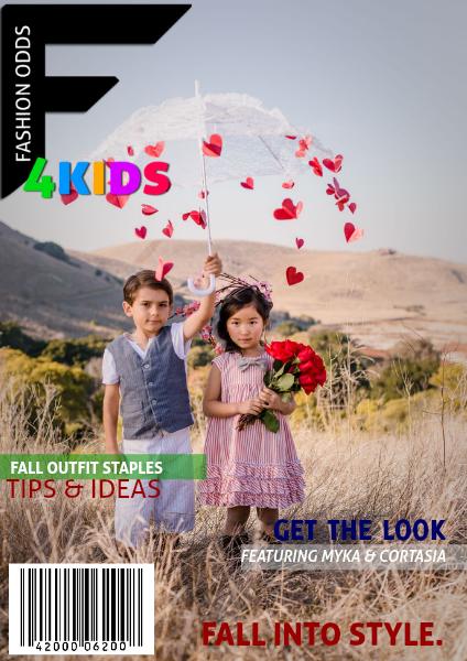 Fashion Odds 4 Kids ( NL #1) OCTOBER NEWSLETTER