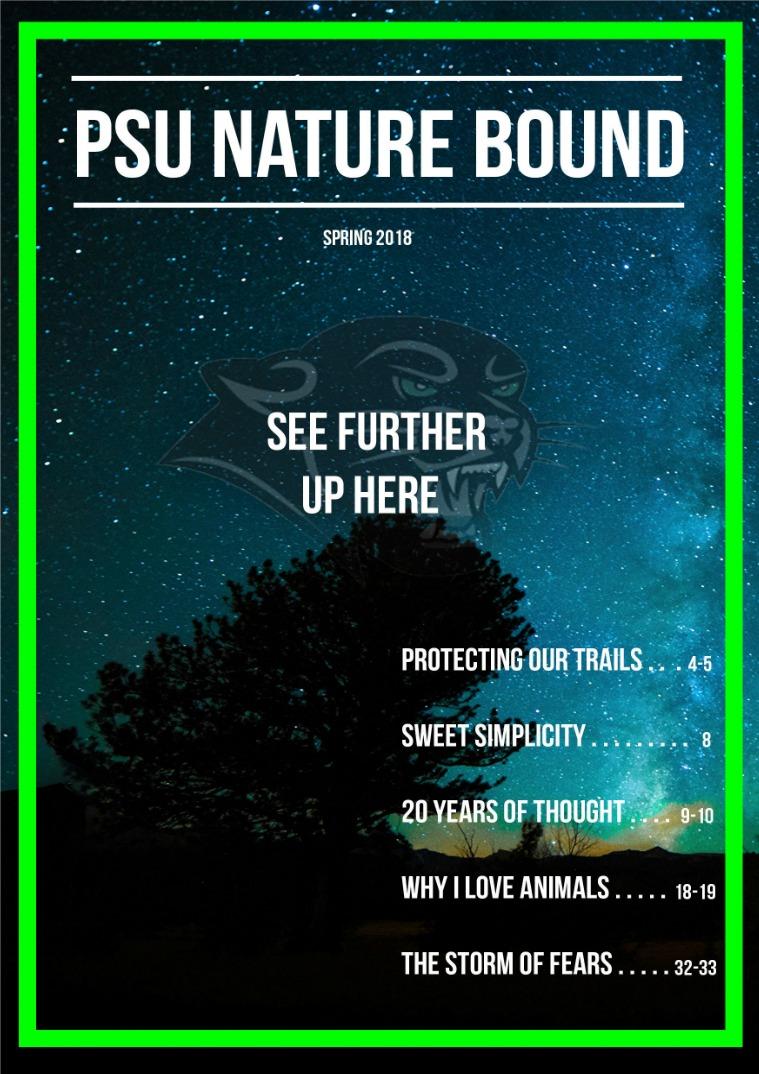 PSU Nature Bound Spring 2018