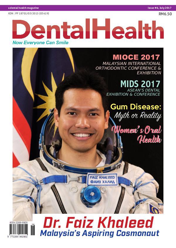Dental Health Magazine Issue 6