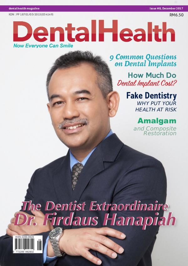 Dental Health Magazine Issue 8