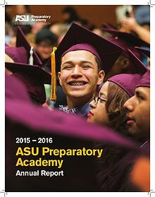 ASU Preparatory Academy 2015-16 Annual Report