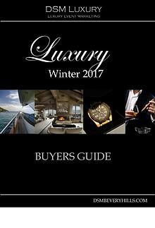 DSM Luxury Guide