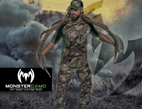 Monster Camo Spring 2017 Monster Camo Off Road Hunting Gear Vol 1